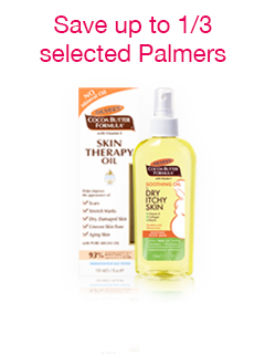 Save 1/3 on Selected Palmers