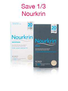 Save 1/3 on Nourkrin