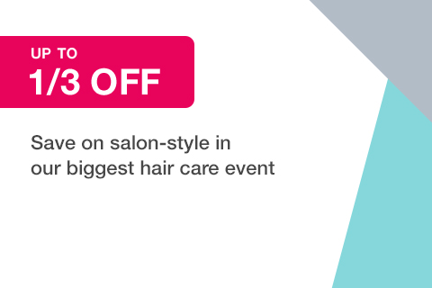 Hair care event
