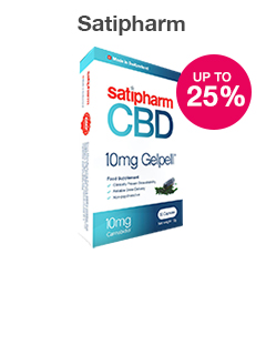 25% off Satipharm