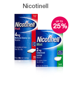 Nicotinell Save 25%