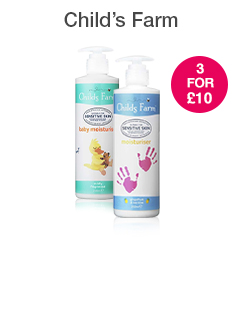 Childs Farm 3 for £10