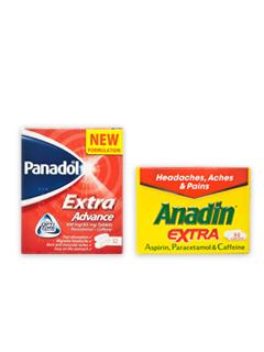 Headache & Pain Relief