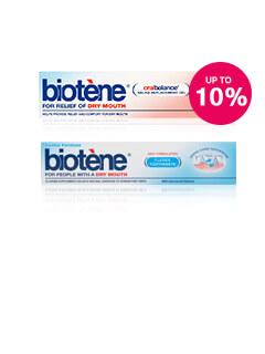 Save 10% on Biotene