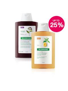 Save 25% on Klorane