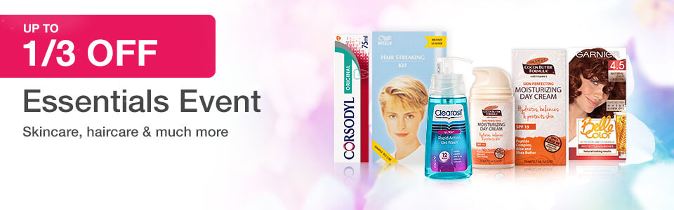 1/3 off our Essentials Event