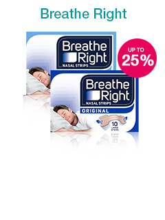 25% off Breath Right