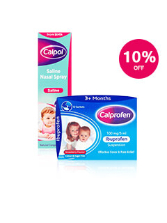 10% off Calpol