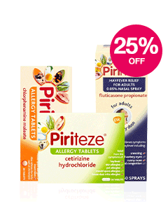 Save 25% on Piri