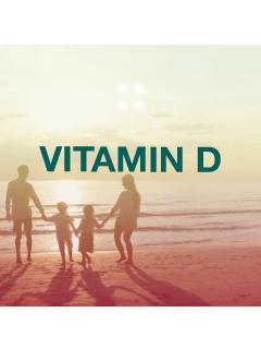Vitamin D article