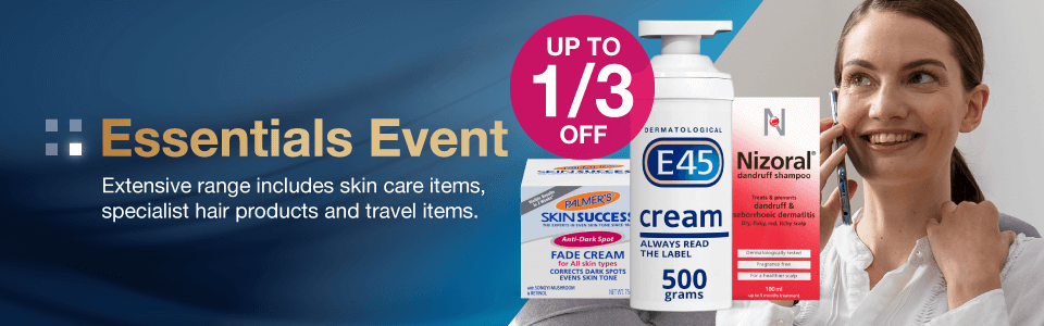 Save 1/3 in our Essentials Event