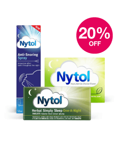 Save 20% on Nytol