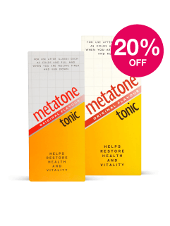 Save 20% on Metatone