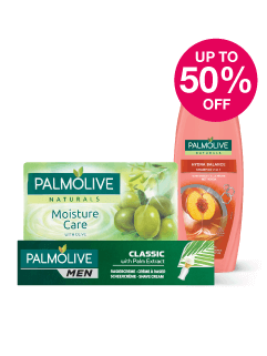 Save up to Half Price on Palmolive