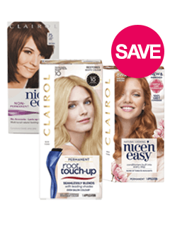 Save on Clairol Nice n Easy