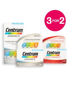 3 for 2 Centrum