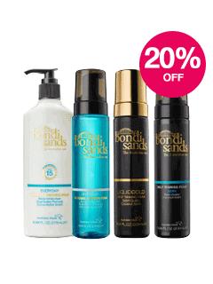 Save 20% on Bondi Sands