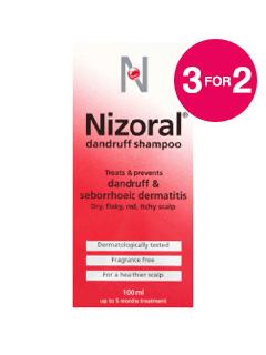 3 for 2 on Nizoral