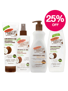Save 25% on selected Palmers