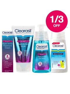 Save 1/3 on Clearasil