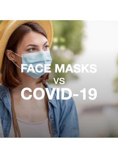 Face Masks vs Coronavirus