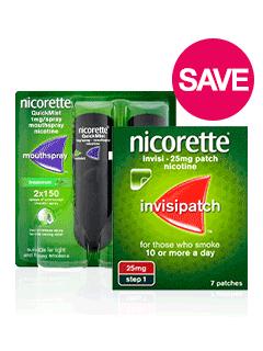 Great Savings on Nicorette