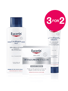 3 for 2 on Eucerin