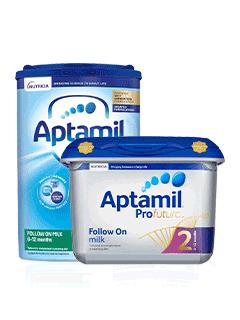 Aptamil Follow On Milk