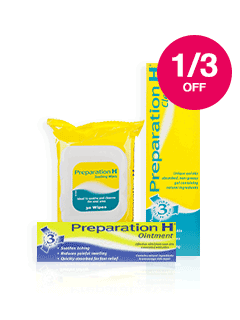 Save 1/3 on Prep H