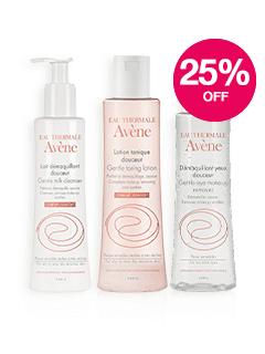 Save 25% on Avene