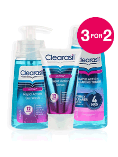 3 for 2 on Clearasil