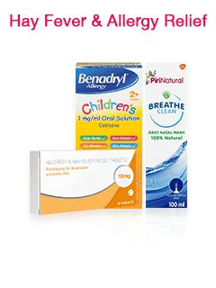 Hay Fever & Allergy