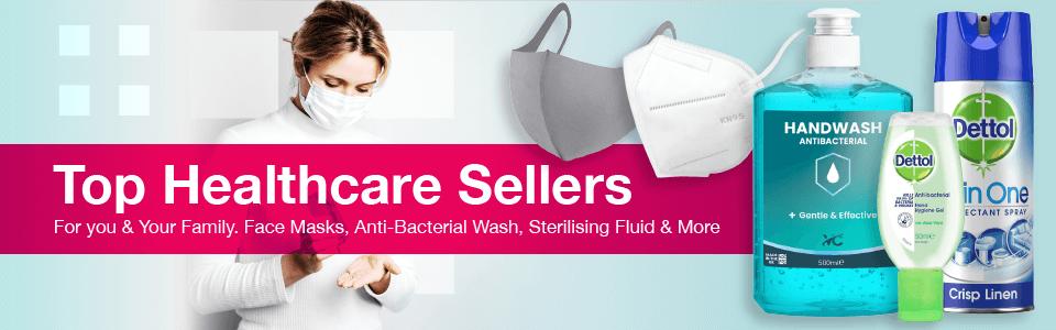 Top Healthcare Sellers