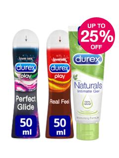 Save up to 25% on Durex