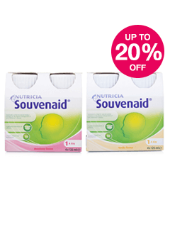 Stock up and save up to 20% on Souvenaid