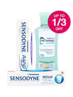 Save 1/3 on Sensodyne