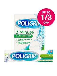 Save 1/3 on Poligrip