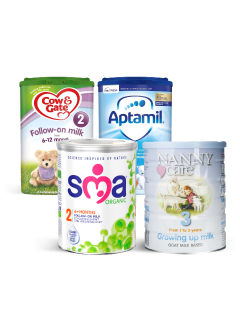 Baby Milk & Formula