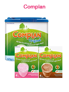 Complan Meal Replacement