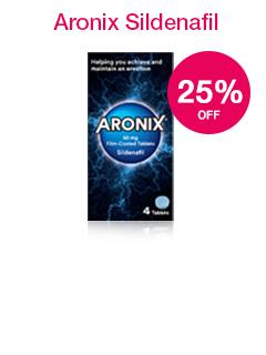 25% off Aronix
