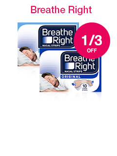 1/3 off Breath Right