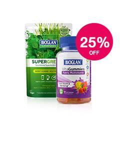 Save 25% on Bioglan