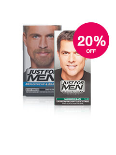 Save 20% on Just For Men
