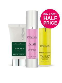 Buy One get One Half Price Skin Research