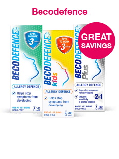 Great savings on Becodefence