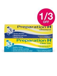Save 1/3 on Prep H