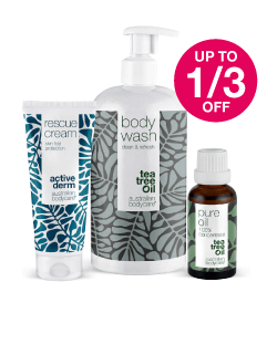 Save up to 1/3 on selected Australian Bodycare