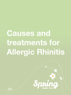 Causes and treatments for Allergic Rhinitis