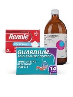 Heartburn & Indigestion