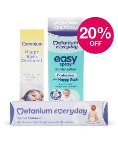 Save 20% on Metanium